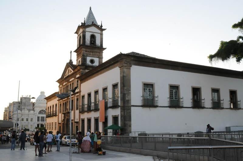 Conjunto Histórico da Santa Casa da Bahia (Foto: Paulo Souza/Divulgação)