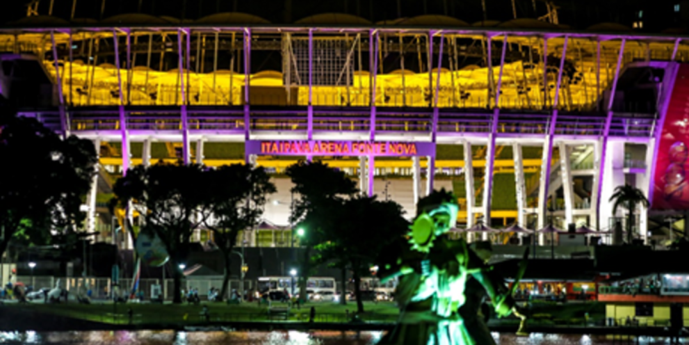Arena Fonte Nova (Foto: Ulisses Dumas)